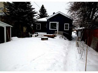 Photo 17: 45 31 Avenue SW in CALGARY: Erlton Residential Detached Single Family for sale (Calgary)  : MLS®# C3596414