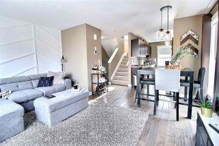Photo 3: 312 401 SOUTHFORK Drive: Leduc Townhouse for sale : MLS®# E4236815