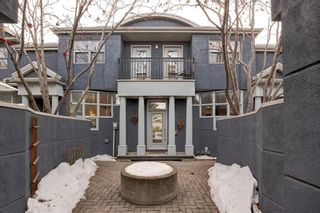 Photo 34: 202 1625 15 Avenue SW in Calgary: Sunalta Row/Townhouse for sale : MLS®# A1066007