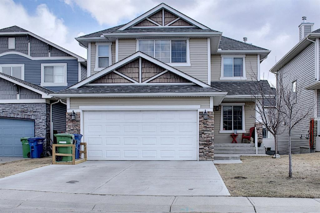Main Photo: 119 Bayside Landing SW: Airdrie Detached for sale : MLS®# A1097385