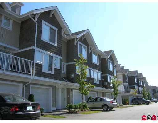 "Main Photo: 20760 DUNCAN Way in Langley: Langley City Townhouse for sale in ""Wyndham Lane"" : MLS®# F2618755"