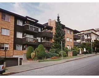 """Photo 1: 1011 4TH Ave in New Westminster: Uptown NW Condo for sale in """"Crestwell"""" : MLS®# V623975"""