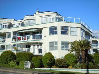 """Photo 1: 304 15367 BUENA VISTA Avenue: White Rock Condo for sale in """"THE PALMS"""" (South Surrey White Rock)  : MLS®# F1017540"""