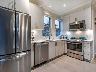 """Photo 9: 32 757 ORWELL Street in North Vancouver: Lynnmour Townhouse for sale in """"Connect at Nature's Edge"""" : MLS®# R2452069"""