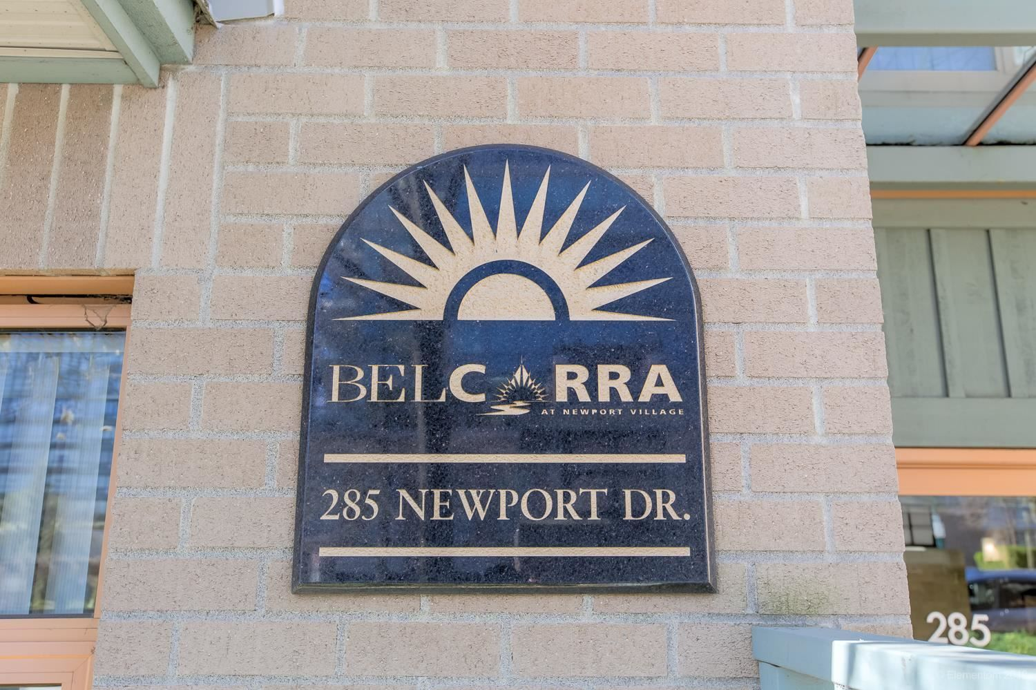 Welcome to the Belcarra!
