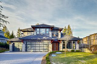 Photo 1: 17585 ABBEY Drive in Surrey: Fraser Heights House for sale (North Surrey)  : MLS®# R2139687