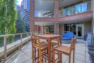 Photo 39: 205 600 PRINCETON Way SW in Calgary: Eau Claire Apartment for sale : MLS®# A1089238