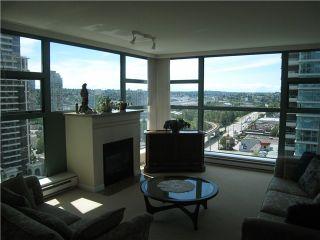 "Photo 4: 1303 4398 BUCHANAN Street in Burnaby: Brentwood Park Condo for sale in ""BUCHANAN EAST"" (Burnaby North)  : MLS®# V1016952"