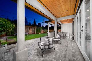 Photo 27: 1021 KENNEDY Avenue in North Vancouver: Edgemont House for sale : MLS®# R2574763