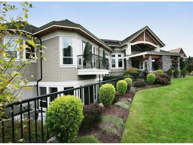 Main Photo: 3763 159A ST in Surrey: Morgan Creek House for sale (South Surrey White Rock)  : MLS®# F1424508