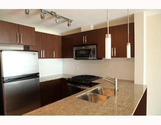 """Photo 4: # 2101 9888 CAMERON ST in Burnaby: Sullivan Heights Condo for sale in """"SILHOUTTE"""" (Burnaby North)  : MLS®# V796052"""
