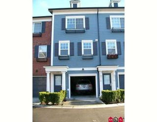 """Photo 1: 4 18983 72A Avenue in Surrey: Clayton Townhouse for sale in """"KEW by Mosaic"""" (Cloverdale)  : MLS®# F2909372"""
