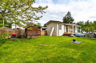 """Photo 24: 28 3942 COLUMBIA VALLEY Road: Cultus Lake Manufactured Home for sale in """"Cultus Lake Village"""" : MLS®# R2589511"""