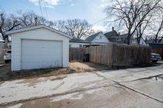 Photo 37: 820 Strathcona Street in Winnipeg: Polo Park Residential for sale (5C)  : MLS®# 202008631