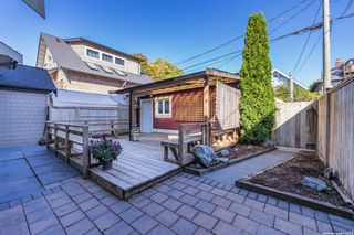 Photo 19: 3487 W 2ND Avenue in Vancouver: Kitsilano 1/2 Duplex for sale (Vancouver West)  : MLS®# R2621064