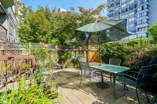 Photo 17: 103 737 HAMILTON STREET in New Westminster: Uptown NW Condo for sale : MLS®# R2403545