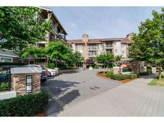 """Photo 1: 304 8915 202ND Street in Langley: Walnut Grove Condo for sale in """"Hawthorne"""" : MLS®# R2420017"""