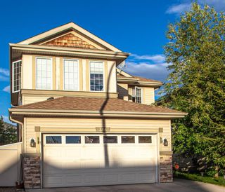 Photo 1: 186 EVERSTONE Drive SW in Calgary: Evergreen Detached for sale : MLS®# A1135538