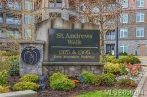 Photo 27: 407 1395 Bear Mountain Pkwy in : La Bear Mountain Condo for sale (Langford)  : MLS®# 856294