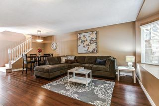 """Photo 3: 10 21801 DEWDNEY TRUNK Road in Maple Ridge: West Central Townhouse for sale in """"SHERWOOD PARK"""" : MLS®# R2159131"""