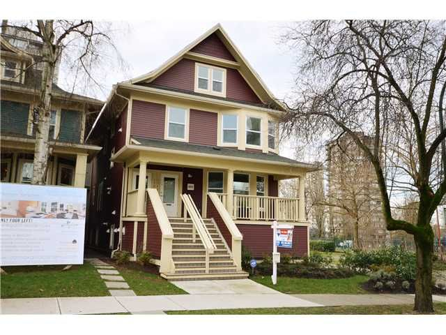 """Main Photo: 1560 COMOX Street in Vancouver: West End VW Townhouse for sale in """"C & C"""" (Vancouver West)  : MLS®# V931031"""