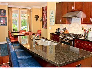 Photo 31: 1709 MAPLE Street in Vancouver: Kitsilano Townhouse for sale (Vancouver West)  : MLS®# V1066186