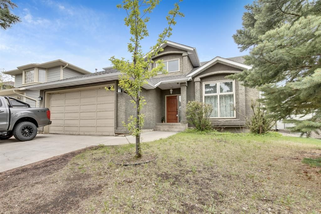 Main Photo: 1518 Evergreen Drive SW in Calgary: Evergreen Detached for sale : MLS®# A1110638