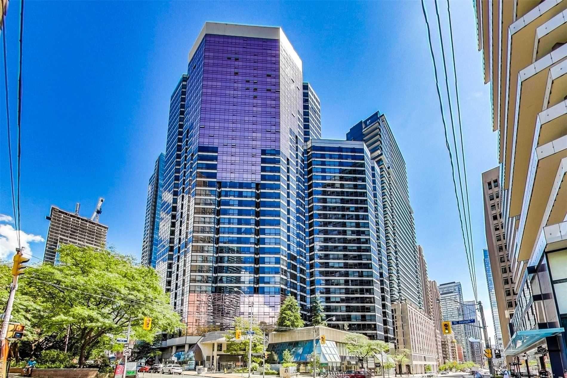 Main Photo: 508 1001 Bay Street in Toronto: Bay Street Corridor Condo for lease (Toronto C01)  : MLS®# C5094746