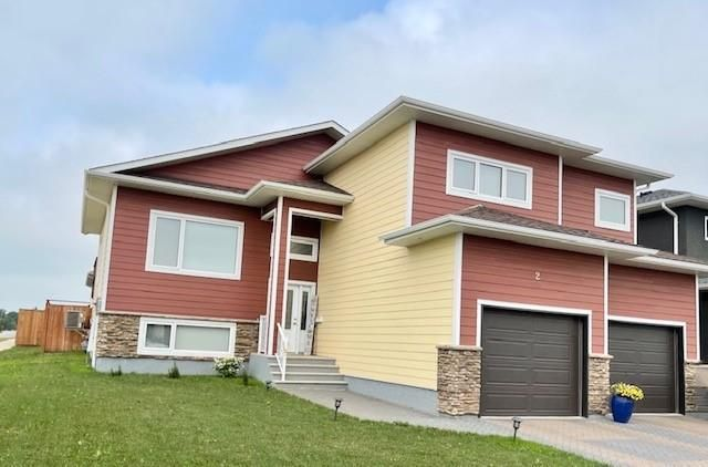 Main Photo: 2 Granville Crescent in Brandon: Woodlands Residential for sale (C15)  : MLS®# 202118379