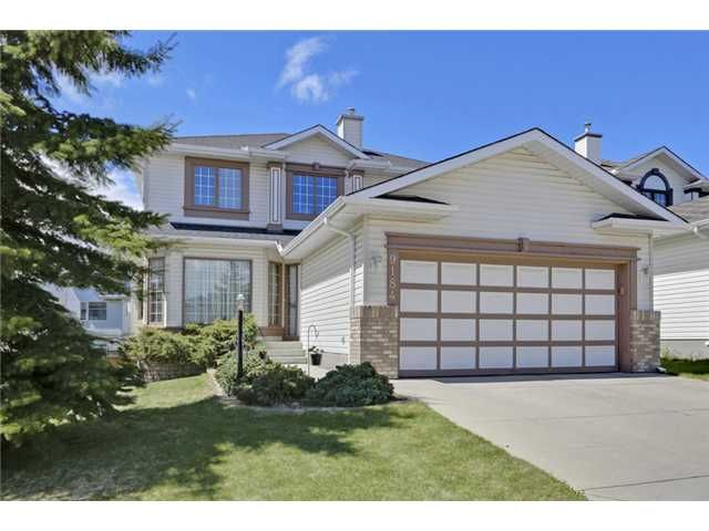 Main Photo: 9184 SCURFIELD Drive NW in CALGARY: Scenic Acres Residential Detached Single Family for sale (Calgary)  : MLS®# C3620615