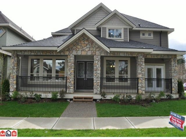 Main Photo: 13158 60TH Avenue in Surrey: Panorama Ridge House for sale : MLS®# F1108154