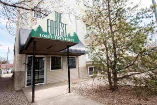 Photo 1: 302 10631 105 Street in Edmonton: Zone 08 Condo for sale : MLS®# E4242267