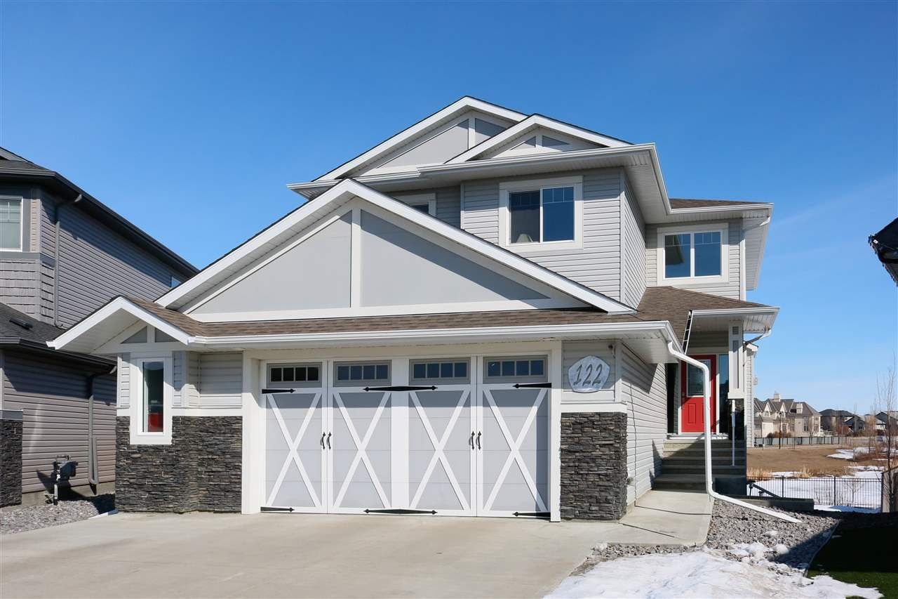 Main Photo: 122 KIRPATRICK Crescent: Leduc House for sale : MLS®# E4233464
