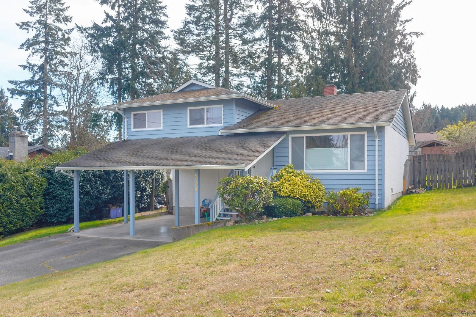 Main Photo: 534 Rothdale Rd in : Du Ladysmith House for sale (Duncan)  : MLS®# 871326