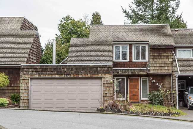 Main Photo: 3677 BORHAM CRESCENT in Vancouver East: Champlain Heights Condo for sale ()  : MLS®# R2034977