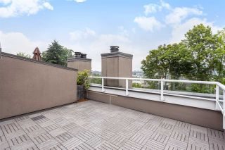 Photo 9: E5 1070 W 7TH AVENUE in Vancouver: Fairview VW Townhouse for sale (Vancouver West)  : MLS®# R2099715
