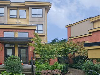Photo 2: # 135 1863 STAINSBURY AV in Vancouver: Victoria VE Condo for sale (Vancouver East)  : MLS®# V1090916