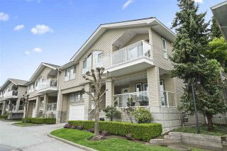 "Photo 1: 1138 O'FLAHERTY Gate in Port Coquitlam: Citadel PQ Townhouse for sale in ""The Summit"" : MLS®# R2452921"