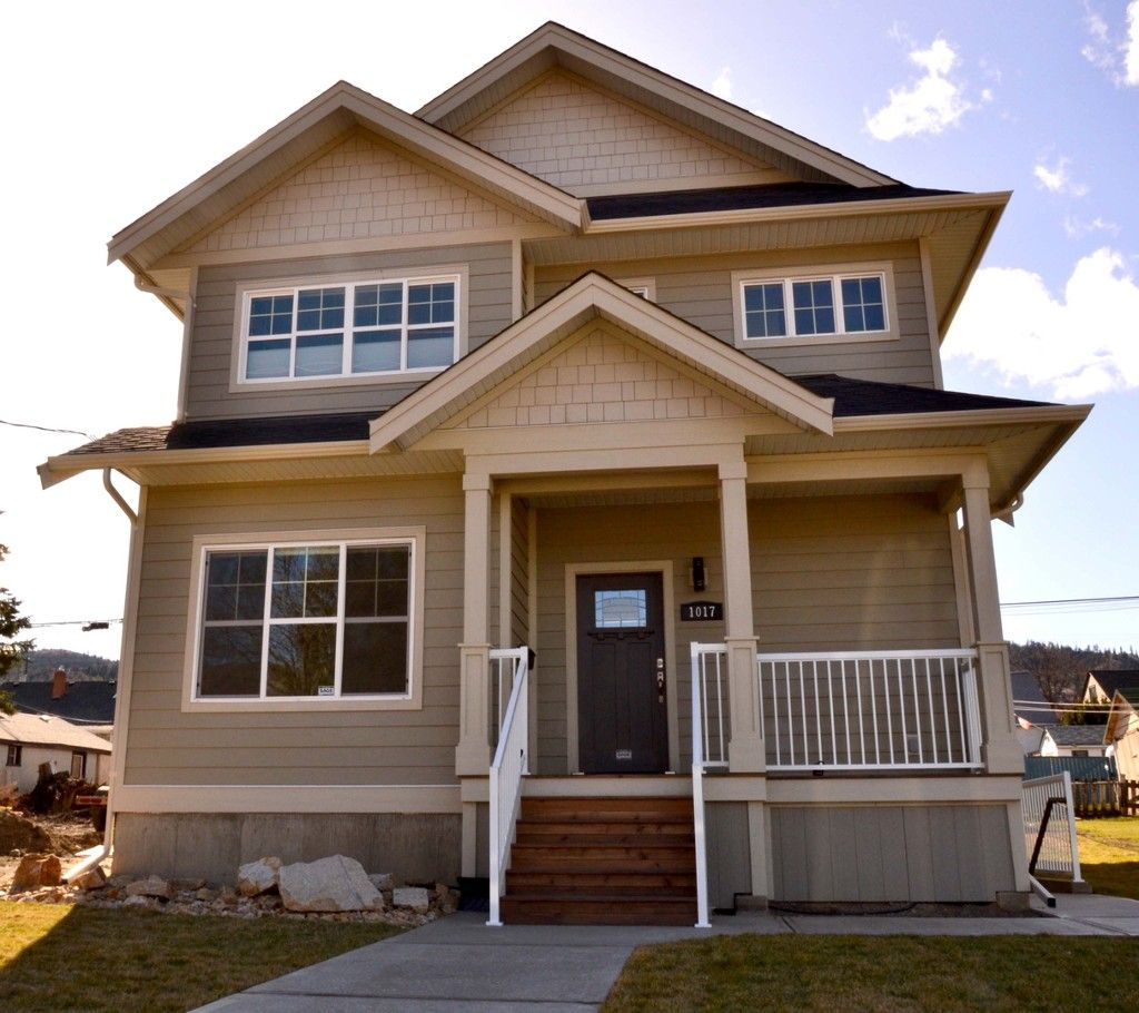 Main Photo: 1017 Battle Street in Kamloops: South Kamloops House for sale : MLS®# 142563
