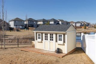 Photo 35: 98 Pointe Marcelle: Beaumont House for sale : MLS®# E4238573