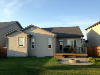Photo 37: 23 Appletree Crescent in Winnipeg: Bridgwater Forest Residential for sale (1R)  : MLS®# 1702055