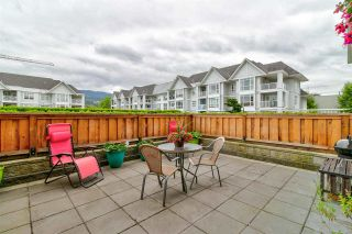 """Photo 1: 110 3122 ST JOHNS Street in Port Moody: Port Moody Centre Condo for sale in """"SONRISA"""" : MLS®# R2587889"""