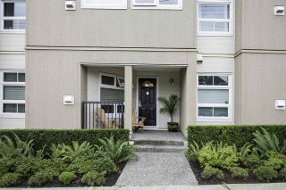 "Main Photo: 4 1350 W 6TH Avenue in Vancouver: Fairview VW Townhouse for sale in ""PEPPER RIDGE"" (Vancouver West)  : MLS®# R2012322"