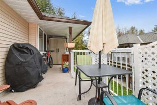 "Photo 18: 308 1750 MCKENZIE Road in Abbotsford: Central Abbotsford Townhouse for sale in ""ALDERGLEN"" : MLS®# R2513360"