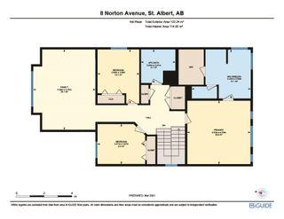 Photo 22: 8 Norton Avenue: St. Albert House for sale : MLS®# E4234594