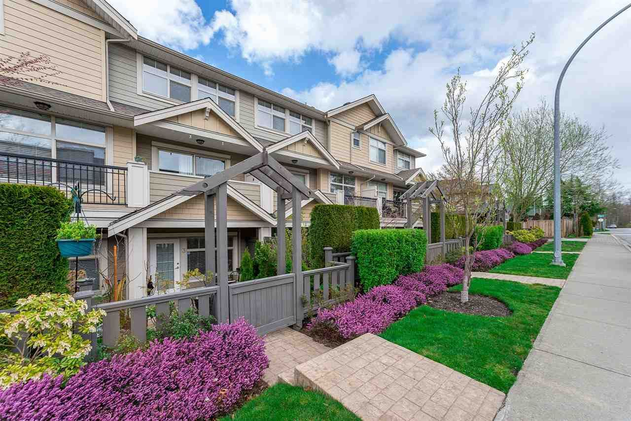 """Main Photo: 3 22225 50 Avenue in Langley: Murrayville Townhouse for sale in """"Murray's Landing"""" : MLS®# R2249180"""