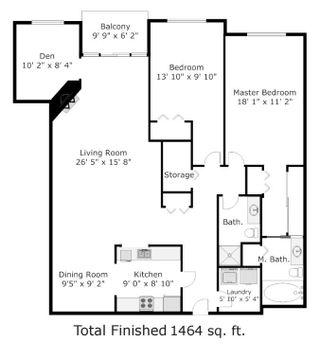 "Photo 10: 209 1140 55 Street in Delta: Tsawwassen Central Condo for sale in ""TSAWWASSEN GREENE"" (Tsawwassen)  : MLS®# R2149066"