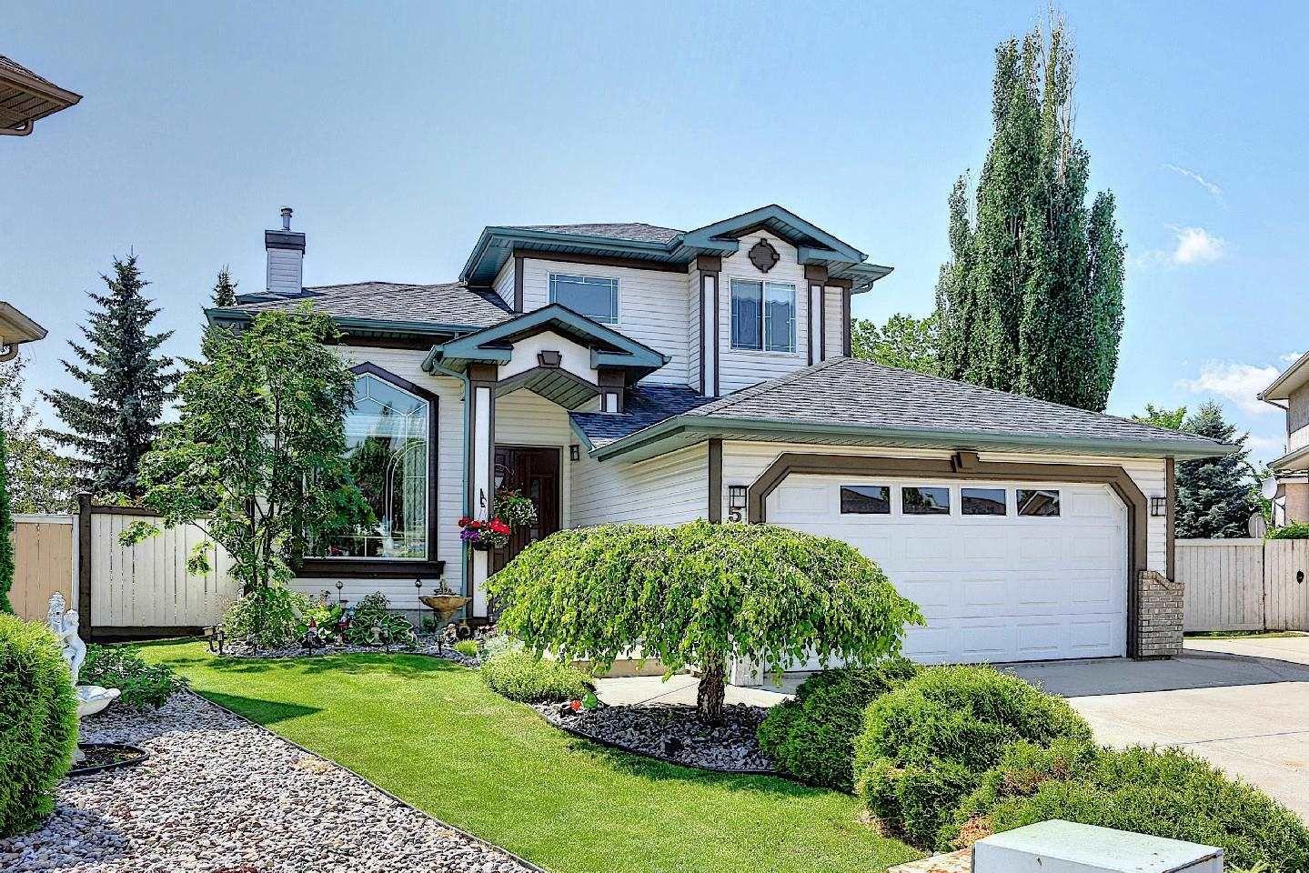 Main Photo: 522 REID Close in Edmonton: Zone 14 House for sale : MLS®# E4253412