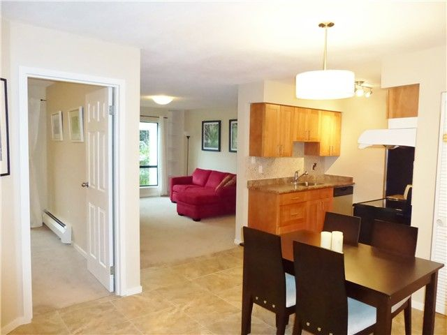 """Main Photo: 215 1955 WOODWAY Place in Burnaby: Brentwood Park Condo for sale in """"DOUGLAS VIEW"""" (Burnaby North)  : MLS®# V995901"""