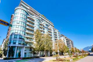 """Main Photo: 805 1661 ONTARIO Street in Vancouver: False Creek Condo for sale in """"SAILS"""" (Vancouver West)  : MLS®# R2615657"""
